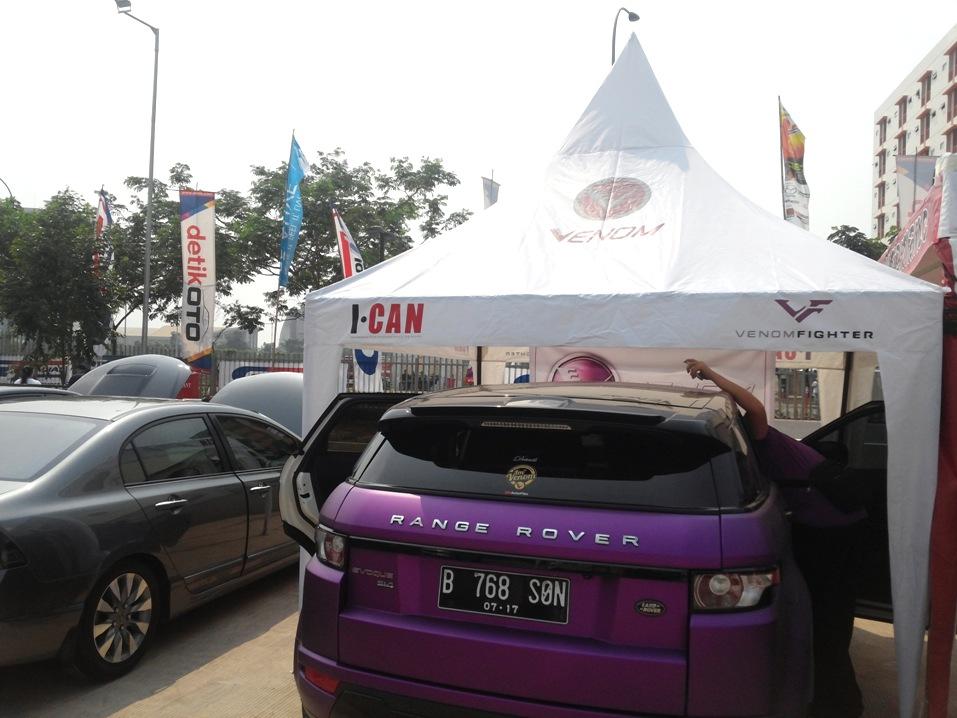 Venom Pandora Attack Competition@GIIAS, Indonesia – EMMA Global