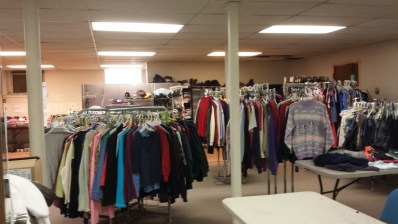 Mustard Seed CLothing Ministry