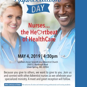 NURSES' DAY May 4th