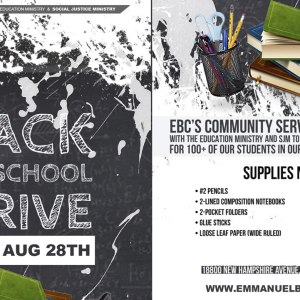 BackPack Initiative!