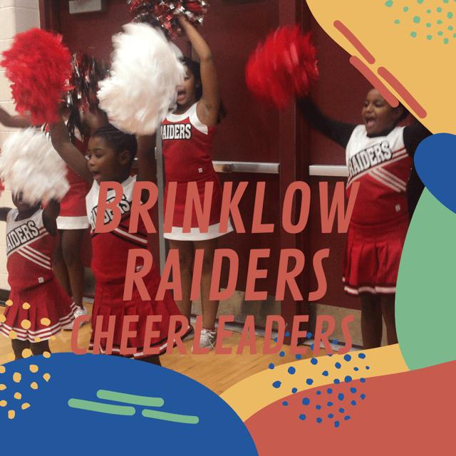 BRINKLOW RAIDERS – CHEERLEADERS!