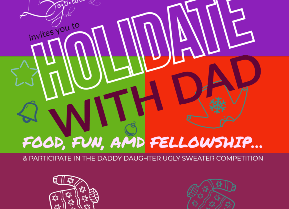 BE-U-TIFUL GIRLS, HOLIDATE WITH DAD