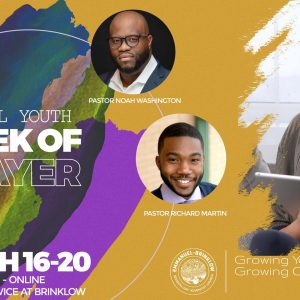 VIRTUAL YOUTH WEEK OF PRAYER
