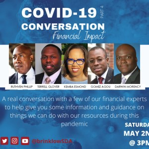 COVID CONVERSATION PART 4 : Financial Impact