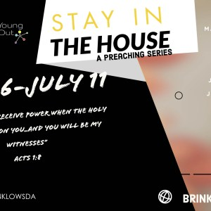 STAY IN THE HOUSE SERIES