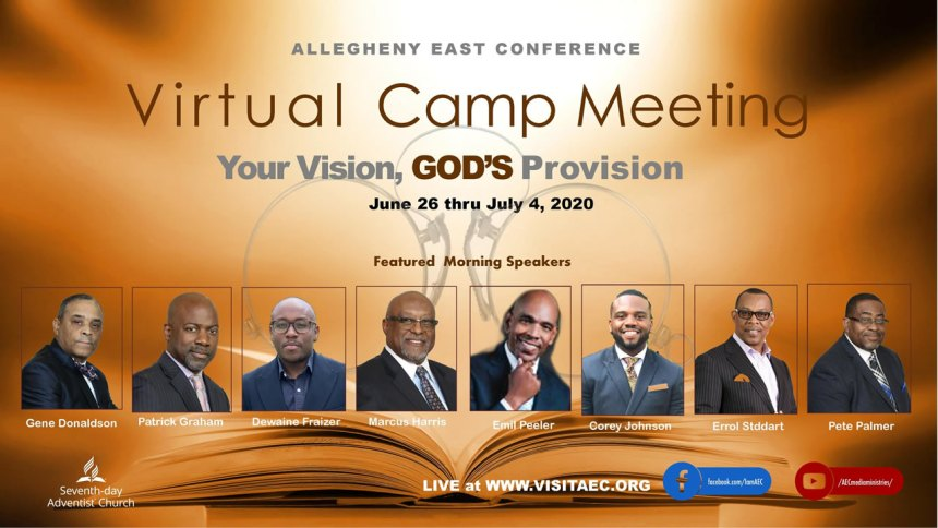 AEC VIRTUAL CAMP MEETING
