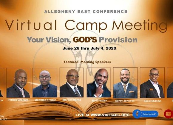 AEC VIRTUAL CAMP MEETING