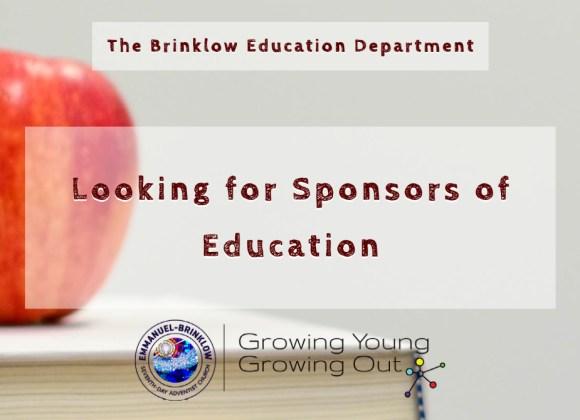 EDUCATION DEPARTMENT