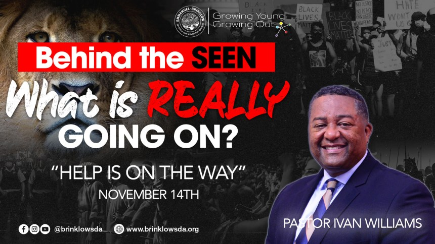BEHIND THE SEEN : WHAT IS REALLY GOING ON