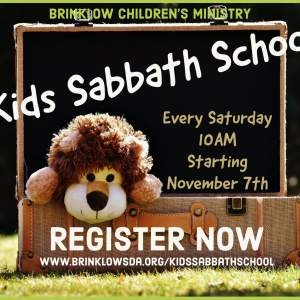 KIDS SABBATH SCHOOL IS BACK
