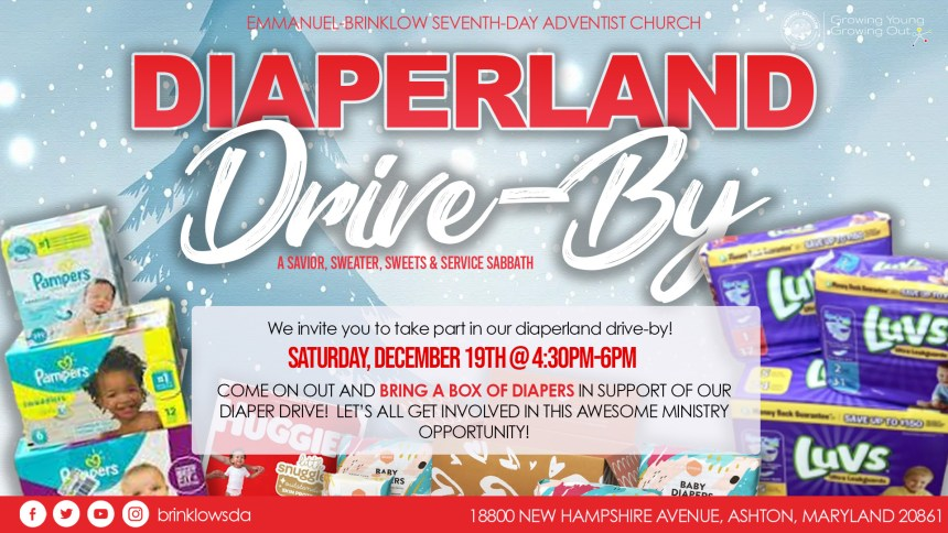 DIAPERLAND DRIVE-BY