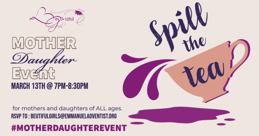 MOTHER DAUGHTER EVENT