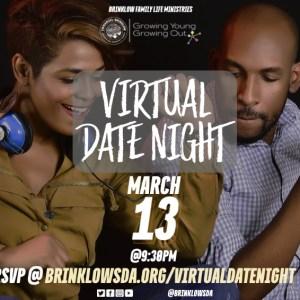COUPLES VIRTUAL DATE NIGHT
