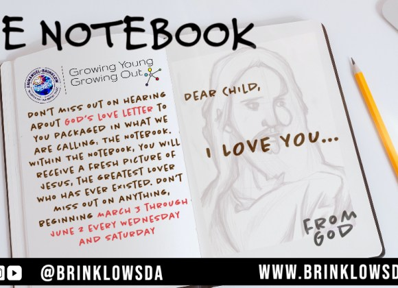 THE NOTEBOOK: WORTHY WORTHY IS THE LAMB