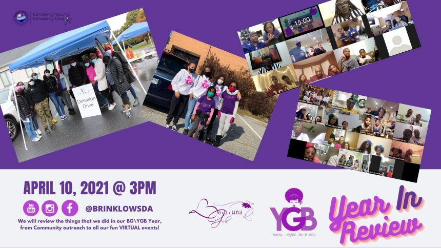 AFTERNOON PROGRAM : BE-U-TIFUL GIRLS & YGB YEAR IN REVIEW