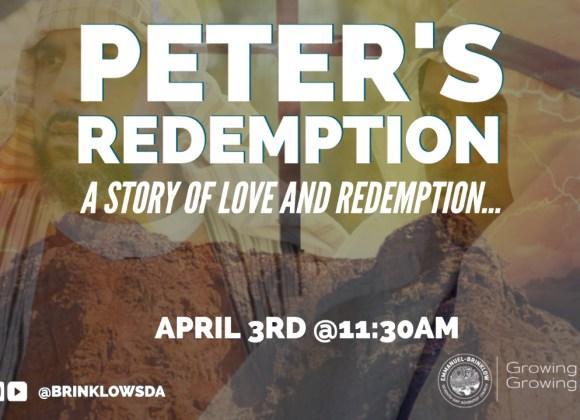 PETER'S REDEMPTION