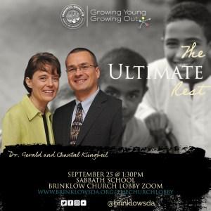 ADULT SABBATH SCHOOL: Dr. Gerald and Chantal Klingbeil