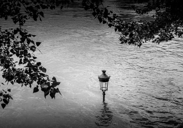 Photo Paris Crue de la Seine