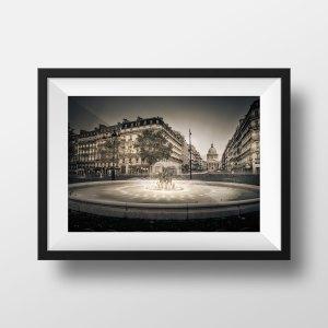 Tirage Photo Paris Le Panthéon