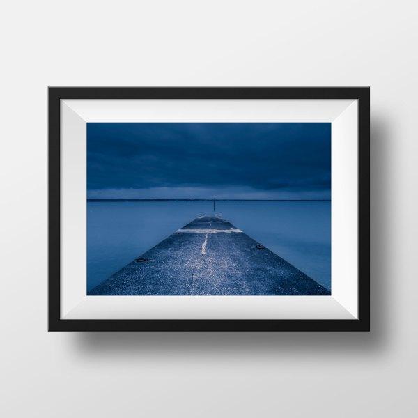 Tirage Photo Bretagne - Cale Beg Meil Finistère Paysage