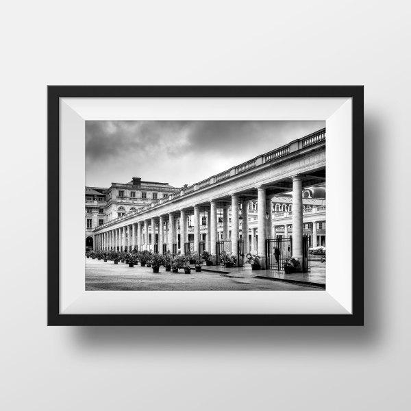 Jardin du Palais Royal Galerie d'Orléans