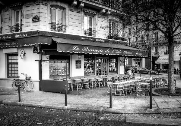 Photo de Paris Brasserie Café Terrasse