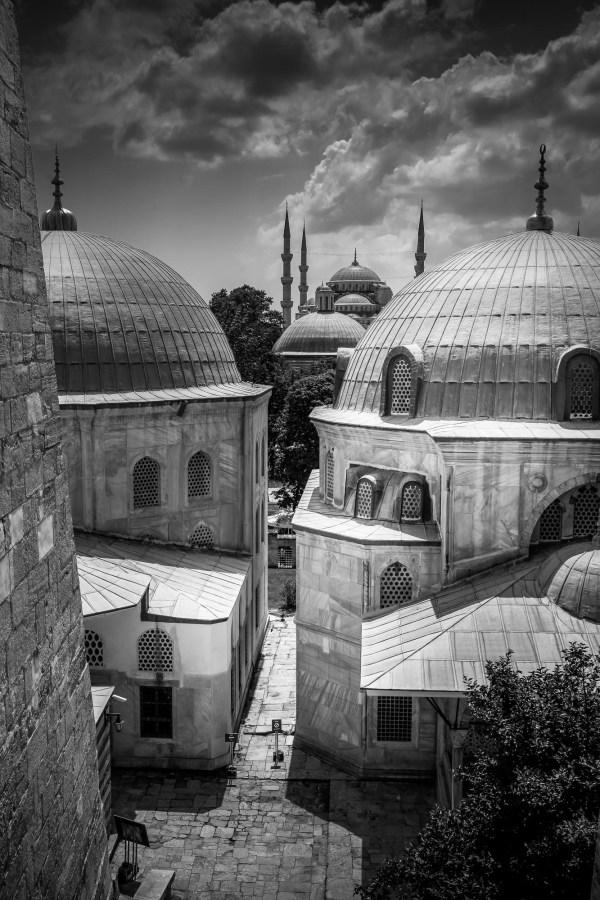 Istanbul Turquie Sainte Sophie