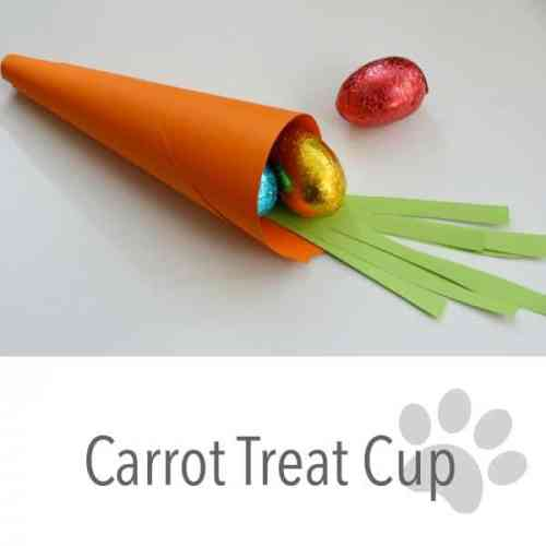 Carrot Treat Cup