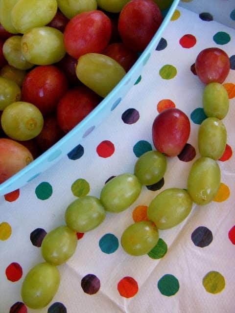 The Very Hungry Caterpillar Grape snacks