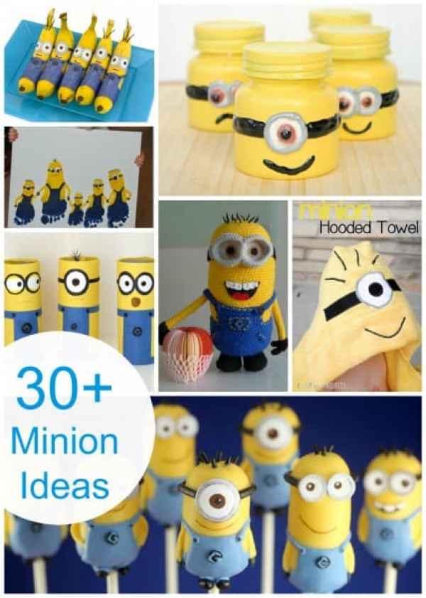 30 great Minion Ideas