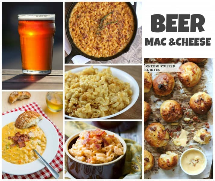 Beer With Mac and Cheese