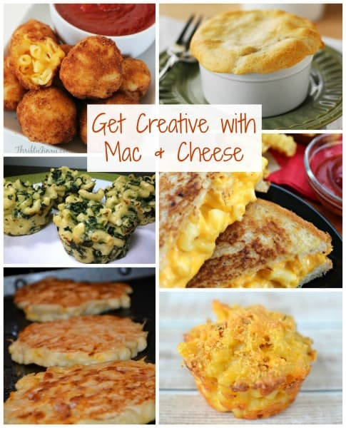 Get Creative with Macaroni and Cheese
