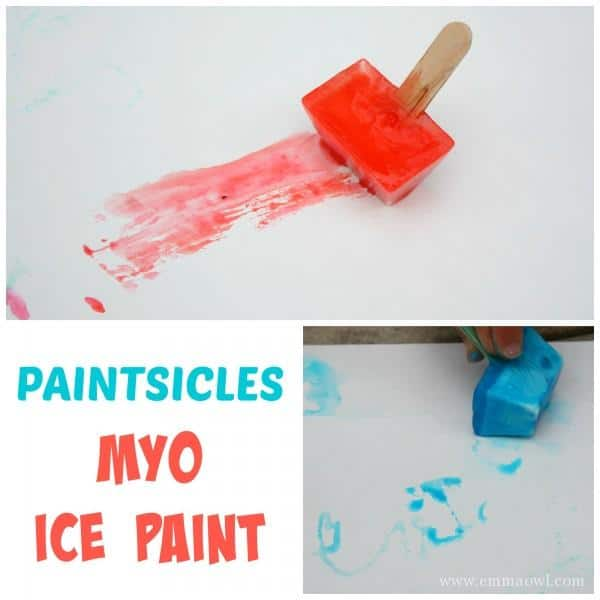 Ice Paint - Make your Own