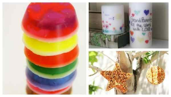 Gifts that Kids can make