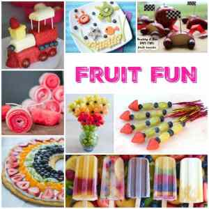 Fruit Fun - More than 23 brilliant ideas!