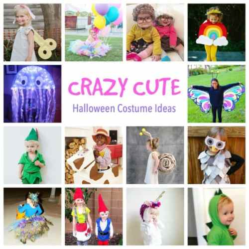 Crazy Cute Kids Halloween Costume Ideas