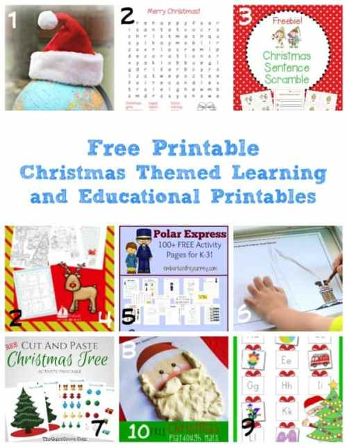christmas-themed-learning-and-educational-free-printables