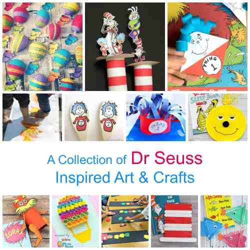 Dr Seuss Art And Craft Ideas Emma Owl