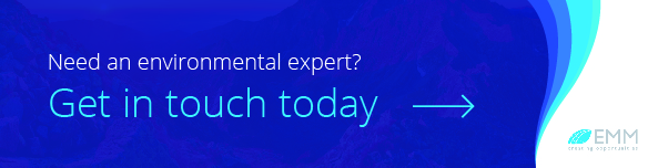 Need an environmental expert? Get in touch today