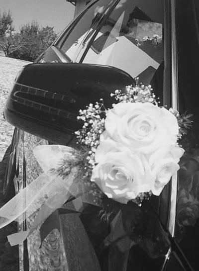 """Autonoleggio dedicato al """"mondo wedding"""""""