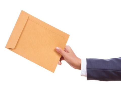 ritiro e consegna documenti riservati