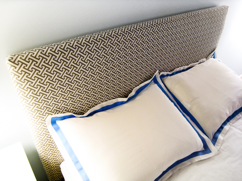 DIY   Ikea Fjellse Hack: How to Upholster A Bed