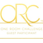 One Room Challenge Guest Participant badge
