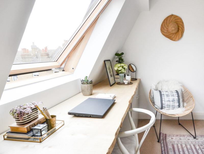 Waney Live Edge Desk How To Tutorial-13