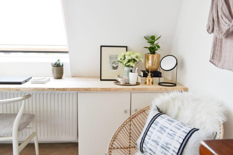 Waney Live Edge Desk How To Tutorial-14