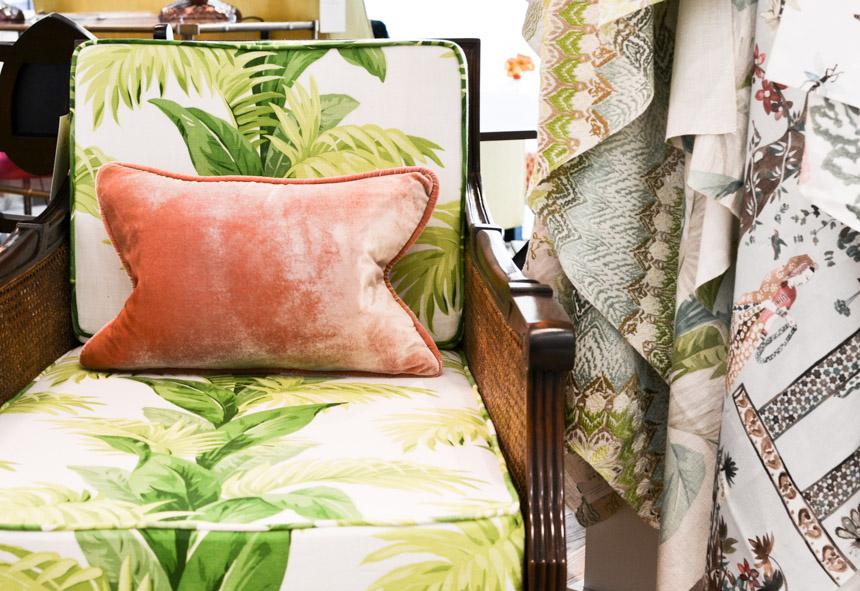 2016-2017 Interior Design Trends Home Decor Trend Report - Botany & Wicker via Nina Campbell