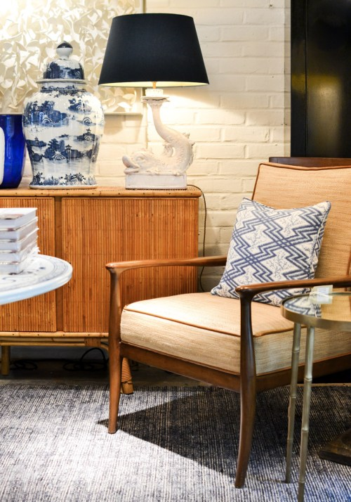 2017 Interior Design Trends Home Decor Trend Report - Bamboo & Midcentury via Nicholas Haslam