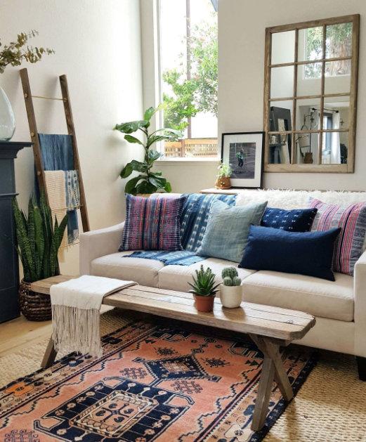 Global trend - Global textiles via Kismet House @kismet_house