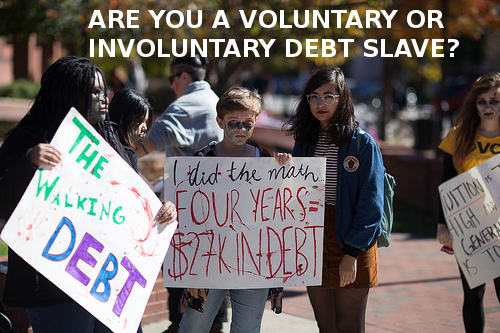 Are you a Debt Slave