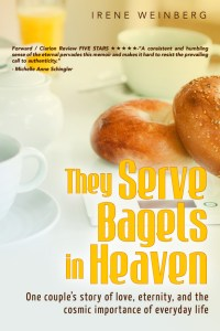 They Servce Bagels in heaven book cover